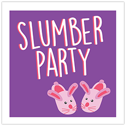 Slumber Party Crop Theme