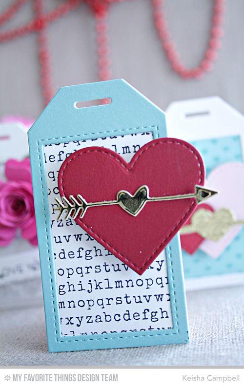 Valentines Tags