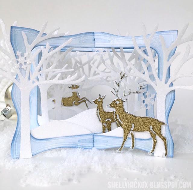 Winter Wonderland by Shelly Hickox