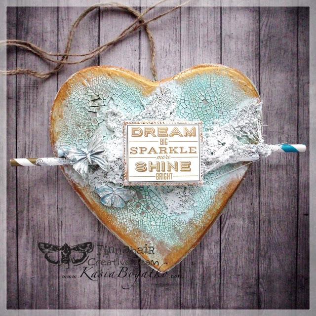 Motivational Heart by Kasia