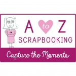 A to Z Scrapbooking Logo