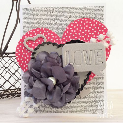 Love card by Kathy Martin