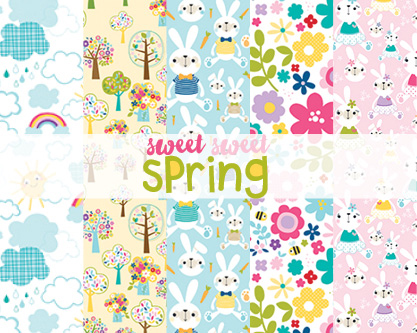 Sweet Sweet Spring collection by Bella Blvd.