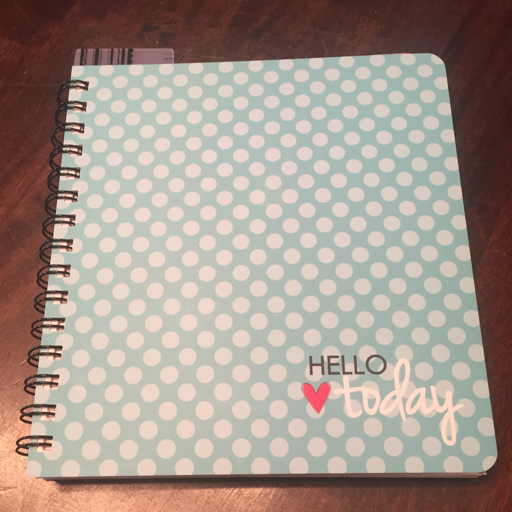 Hello Today Planner