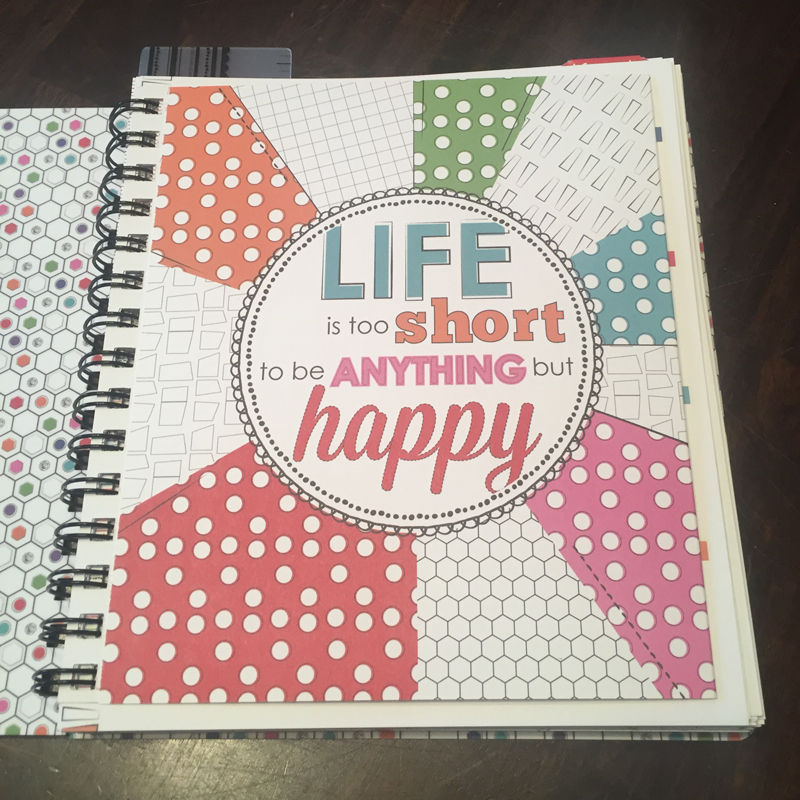 Write It Designs Planner