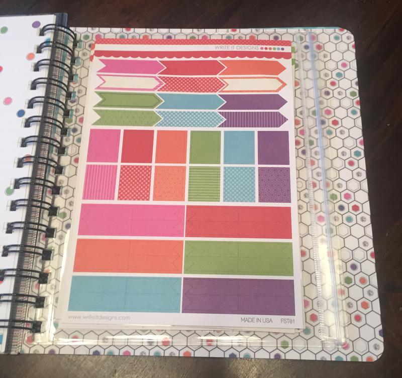 Write It Designs Planner