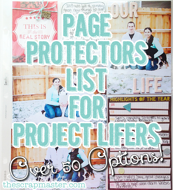 Page Protectors