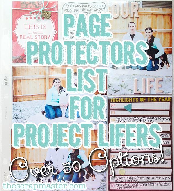 Page Protectors