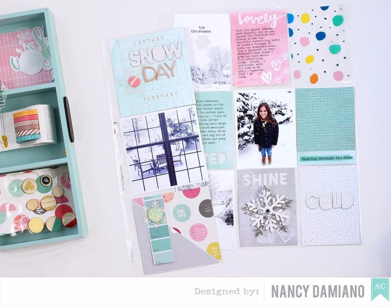 Colorful Pocket Pages