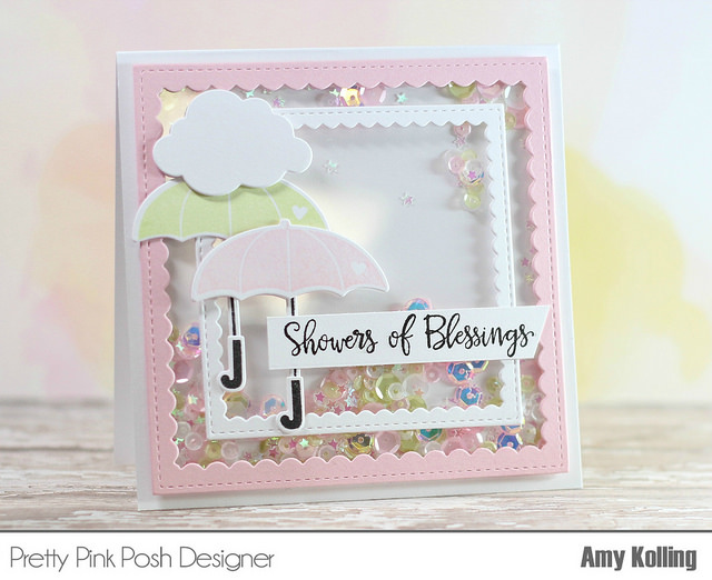 Showers Of Blessings designed by Amy Kolloing