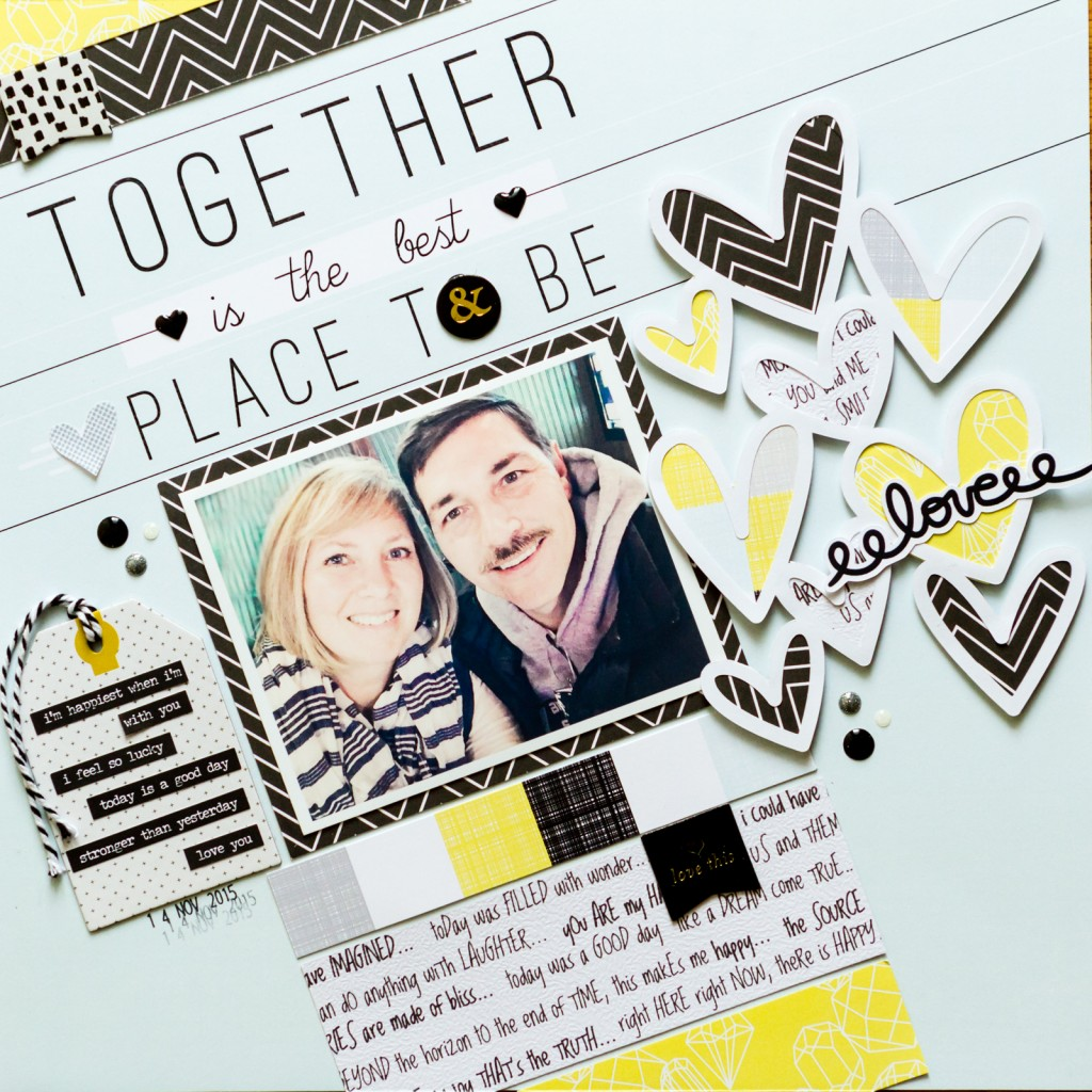 Together Is The Best Place To Be by Kay