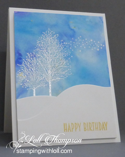Happy Birthday My Friend designed by Loll Thompson