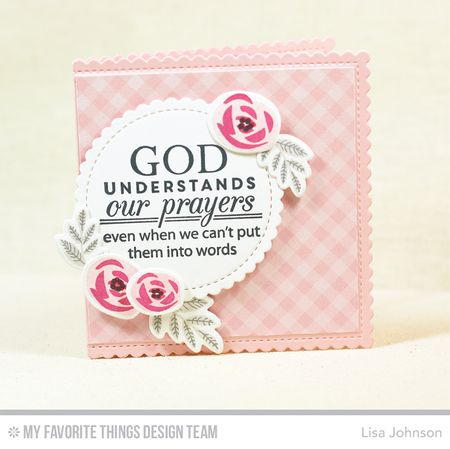 God Understands designed by Lisa Johnson
