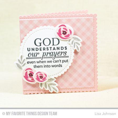 God Understands designed by Lisa Johnson