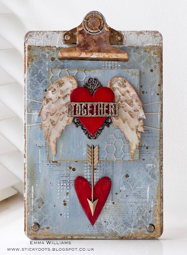 Together Forever designed by Stephanie Leykauf