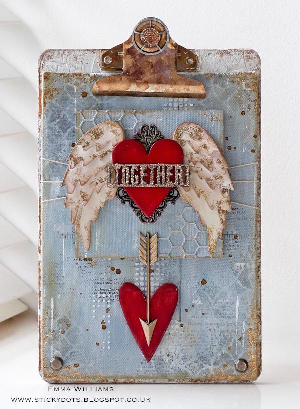 Together Forever designed by Stephanie Leykauf