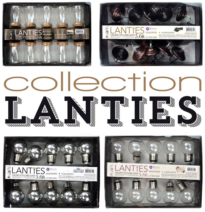 Collection Lanties by Prima