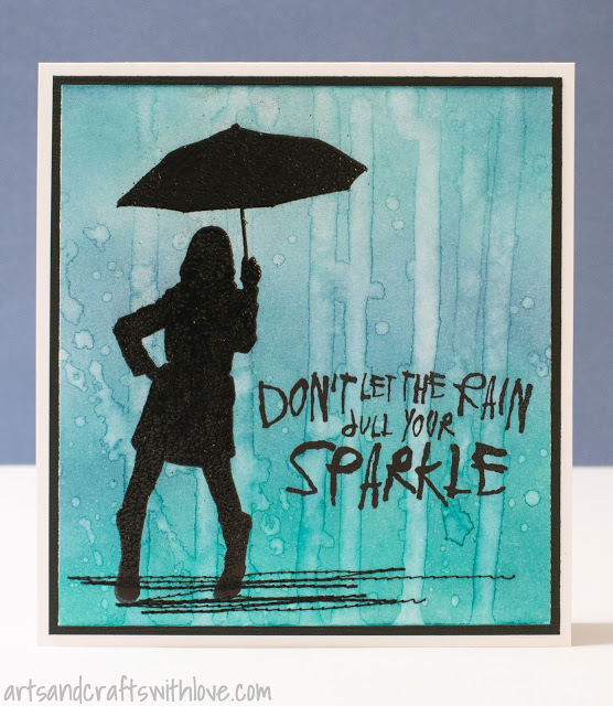 Don't Let The Rain Dull Your Sparkle