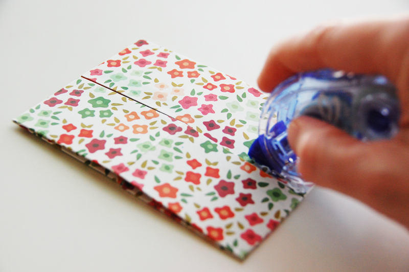 roree rumph_origami_gift card holder_step11