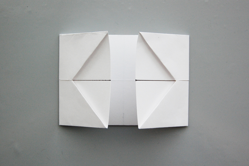 roree rumph_origami_gift card holder_step6