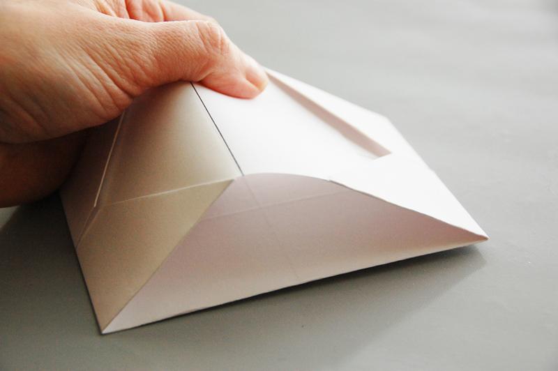 roree rumph_origami_gift card holder_step8