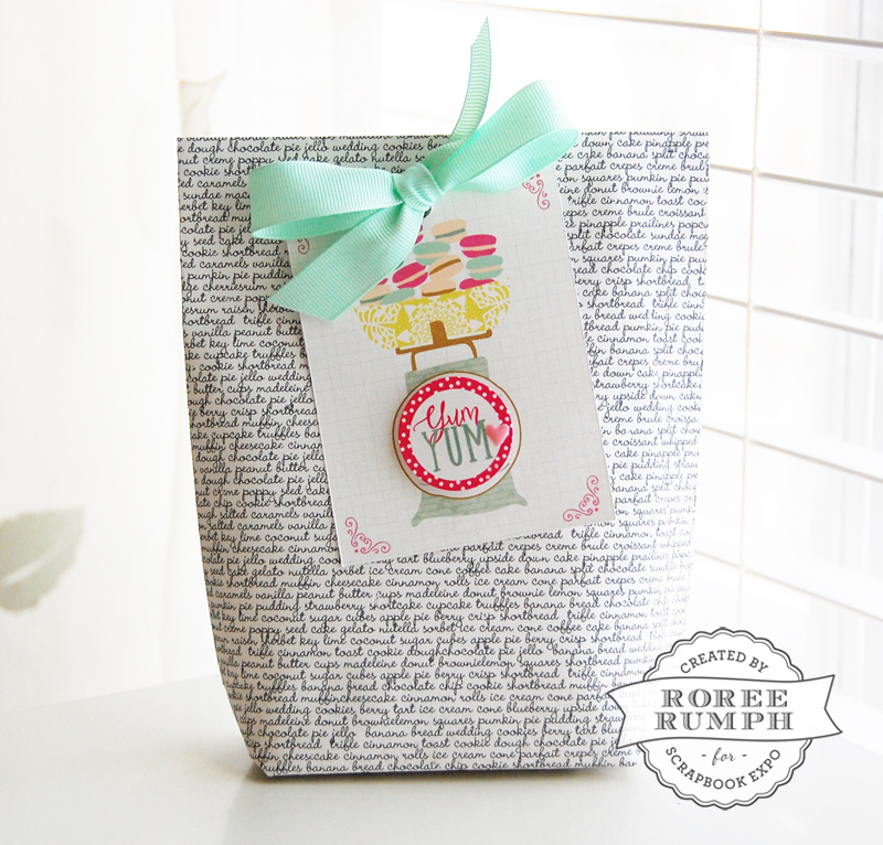 roree rumph_patterned paper_gift bag