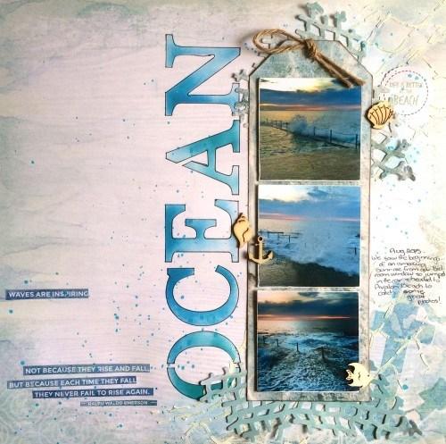 Ocean by Leonie Neal-Dawson
