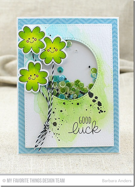 Good Luck by Barbara Anders
