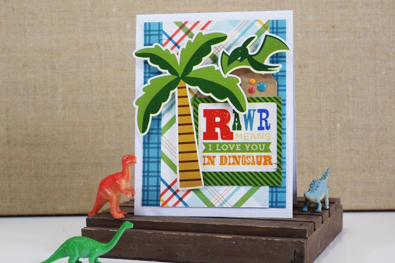 Becki Adams_Dinosaur Card