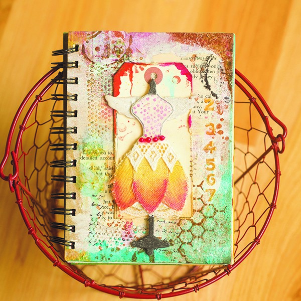 _Art Anthology Mixed Media Technique Journal