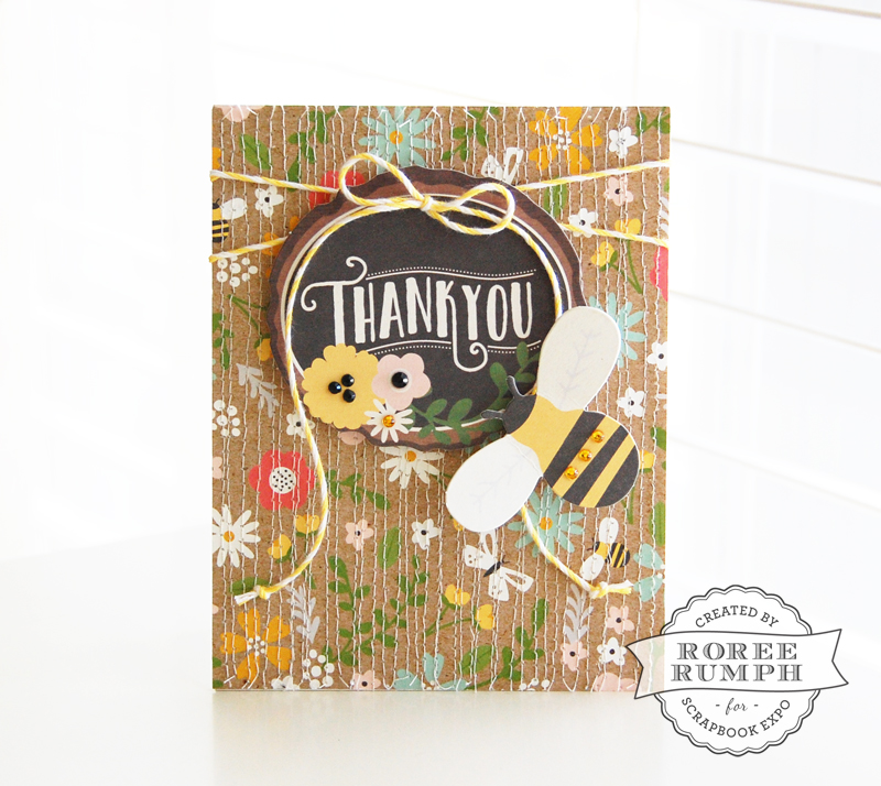 roree rumph_quiliting-inspired_machine-stitched_thank you_card
