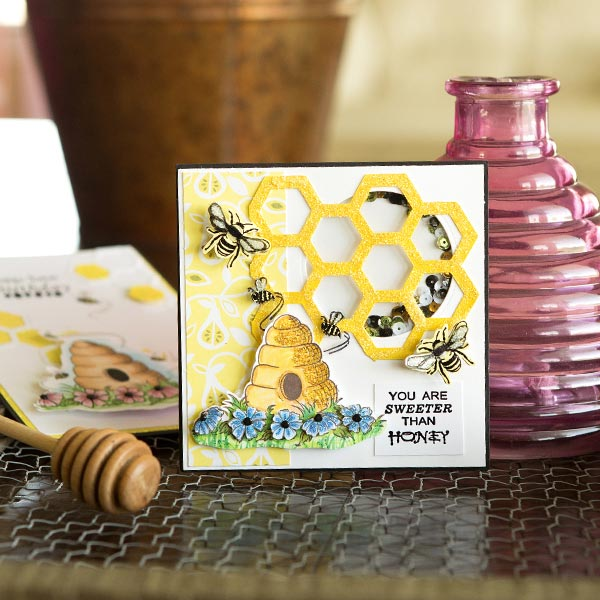 _Create a Buzz with Bee Cards