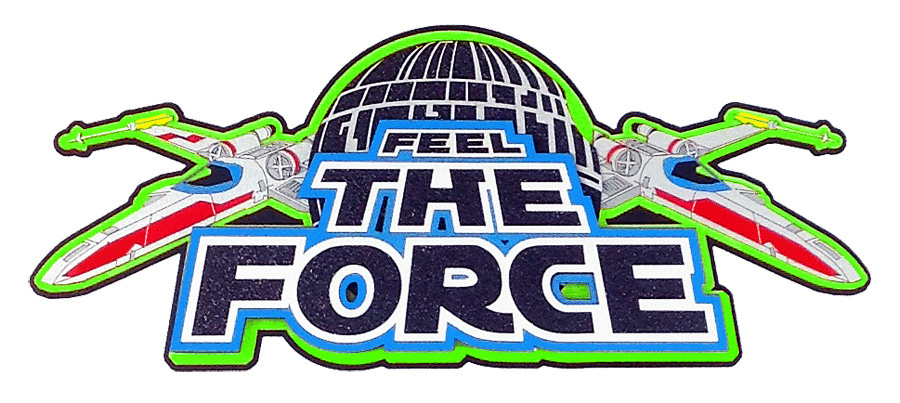 FEEL THE FORCE TITLE