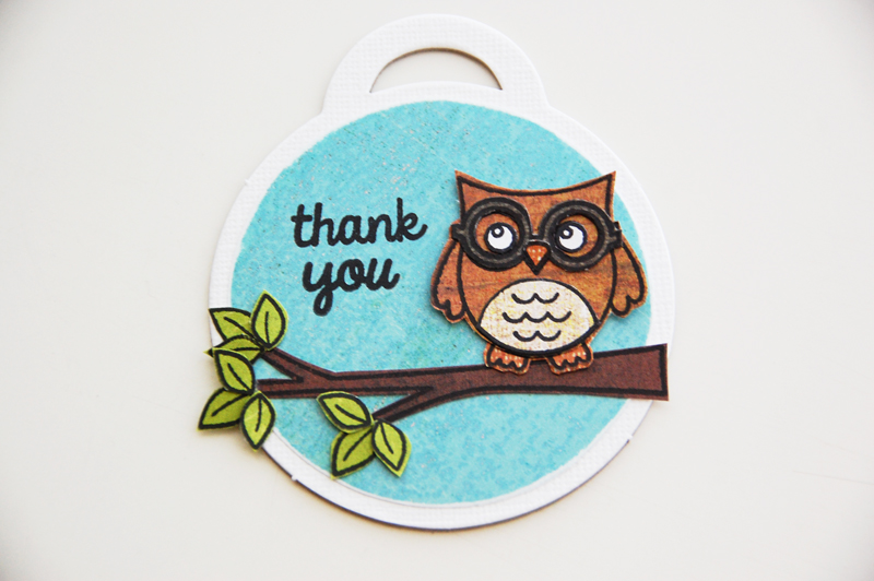 roree rumph_stamped_paper pieced_thank you_card_step5