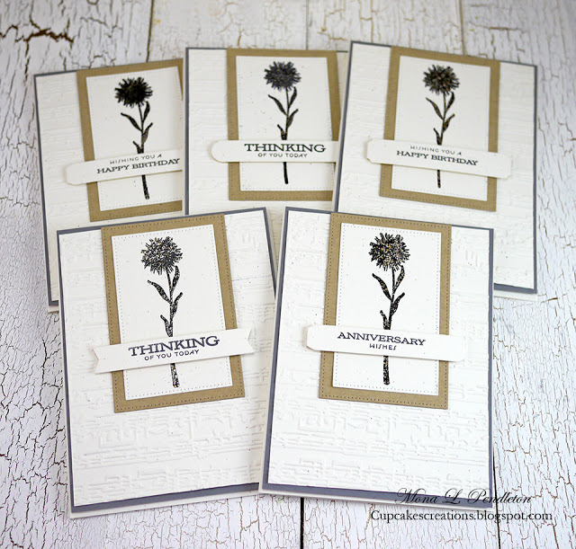 Thinking Of You Card Set