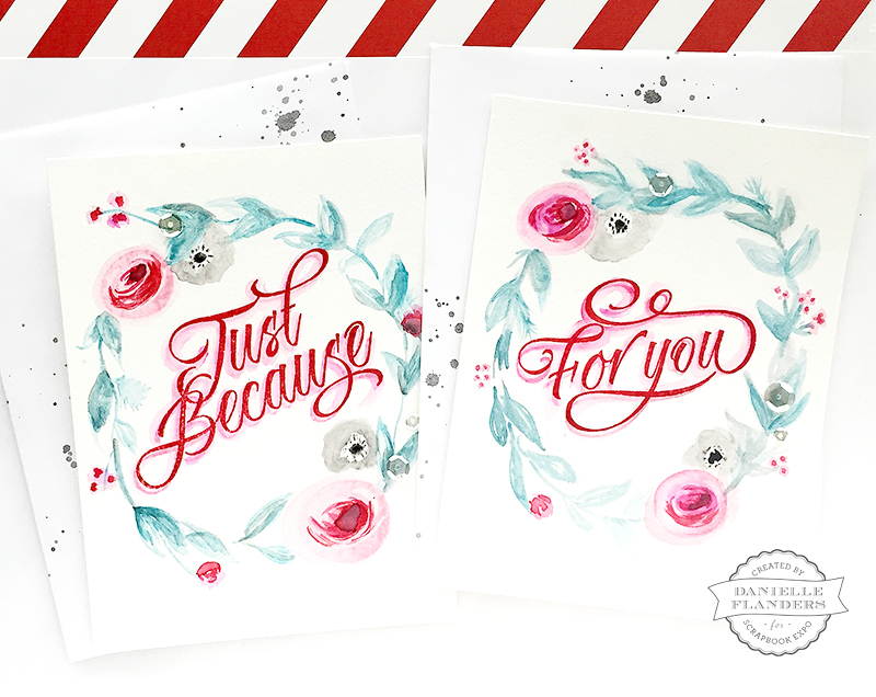 Calligraphy Cards1withsig