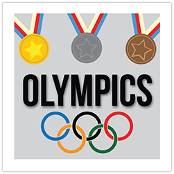 Olympics Crop Theme