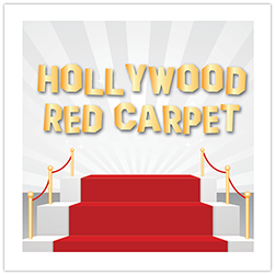 Hollywood Red Carpet Crop Theme