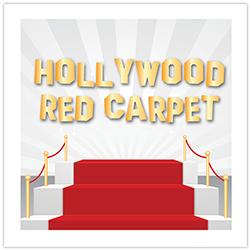 Hollywood Red Carpet Crop Theme