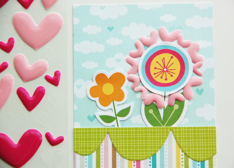 roree rumph_bella blvd_illustrated faith_enamel hearts_flower_card_step5