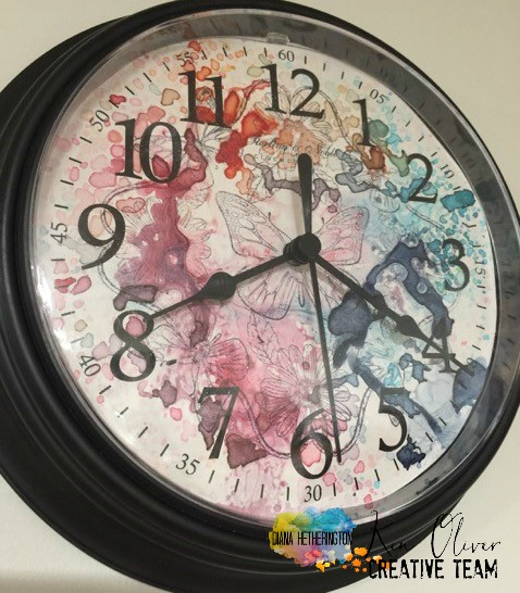 Colorburst Time By Diana