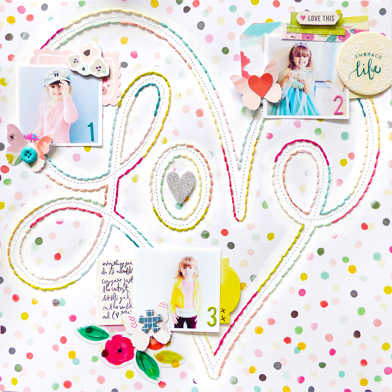 Love by Paige Evans (blog)