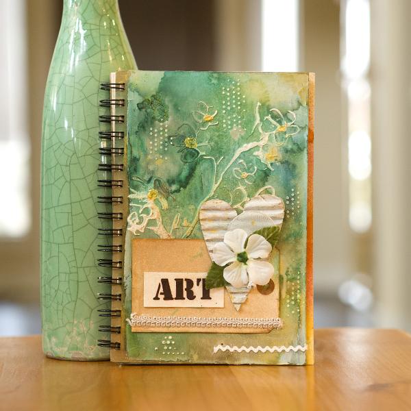 _Art Anthology Mixed Media Technique Journal