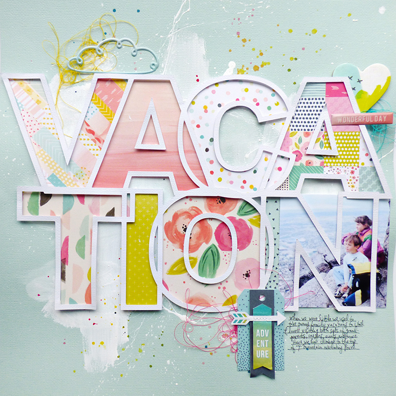 Vacation by Paige Evans