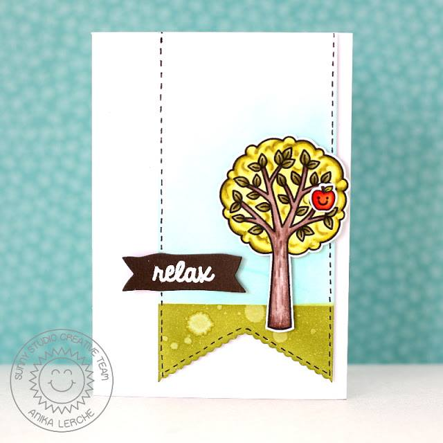 Relax card by Anika Lerche