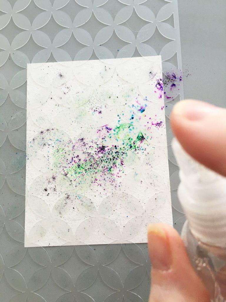 roree rumph_color burst_stencil_card_step4