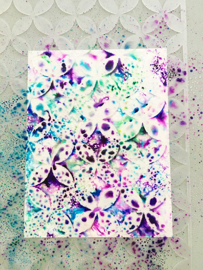 roree rumph_color burst_stencil_card_step5