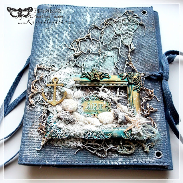 Denim Sea Journal
