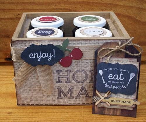 Jam Jar Gift Set