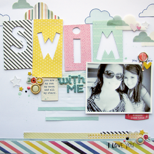 CUT YOUR SCRAPBOOK EMBELLISHMENTS BY HAND
